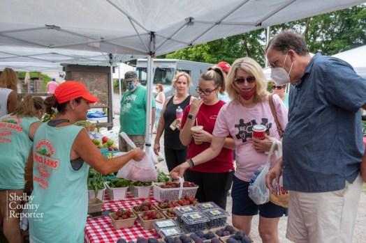 Helena Halloween Events 2020 Helena Market Days kicks off 2020 season   Shelby County Reporter